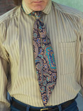 Custom Lt Tan Victorian Shirt
